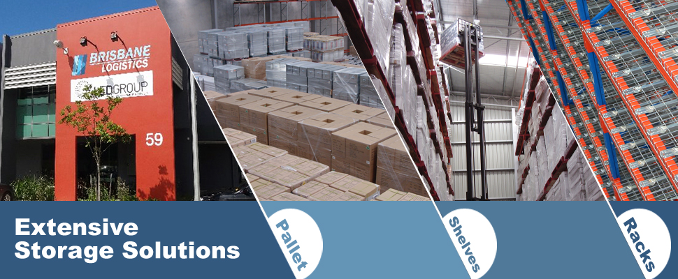 Storage Solutions Brisbane Logistics 3PL