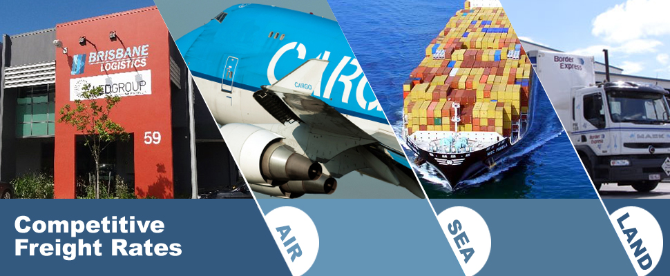 Freight & Distribution Brisbane Logistics 3PL